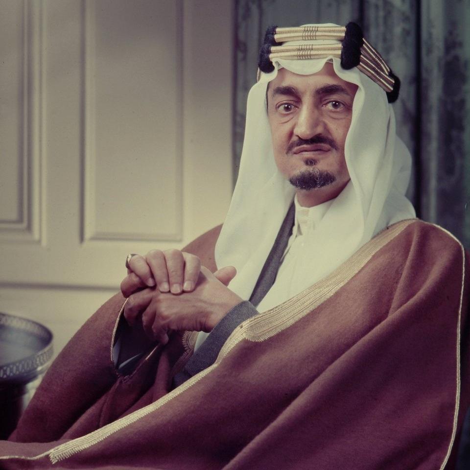 فيصل بن عبد العزيز