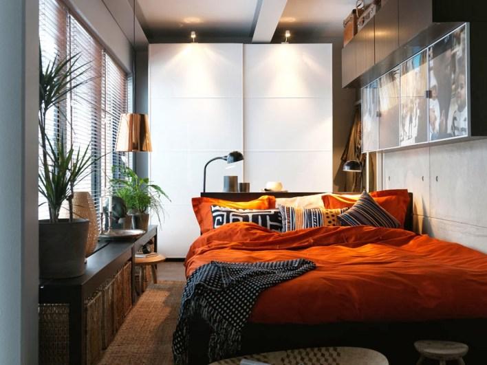 افكار للغرف صغيرة المساحة