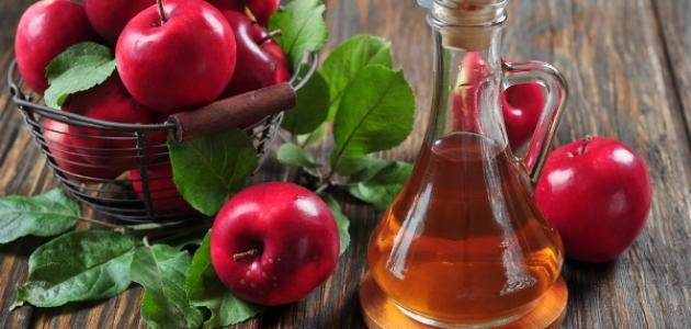 خل التفاح في فقدان الوزن
