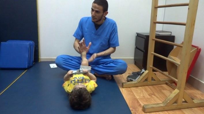 مركز الحياة للعلاج الطبيعي المكثف للأطفال