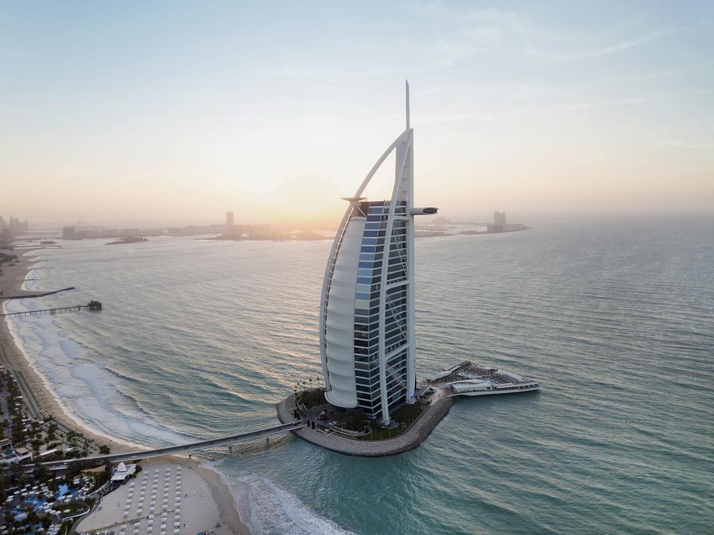 الفنادق المميزة في دبي