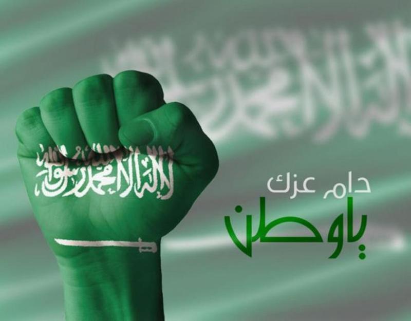 أجمل الصور الوطنية السعودية، عبارات في حب السعودية