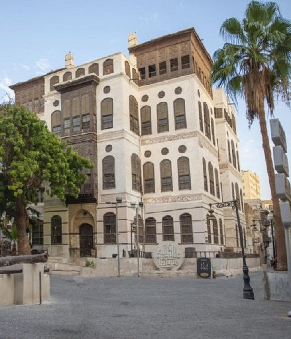 اجمل المباني في جدة