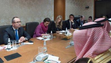 "Photo of ""الجبير"" يستعرض علاقات التعاون بين المملكة والاتحاد الأوروبي"