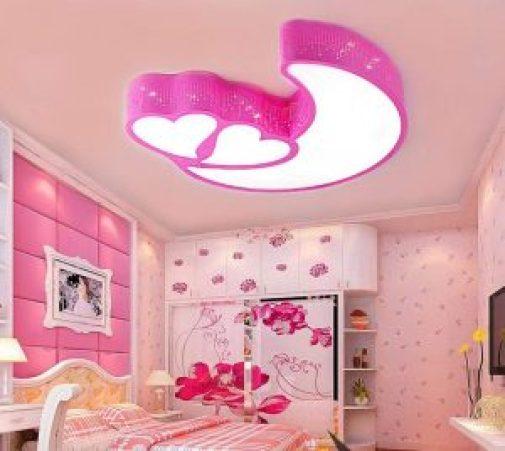 ديكور منزلي لغرف نوم الأطفال بنات سرير واحد