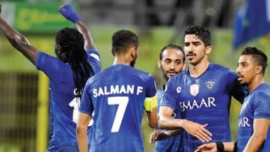 Photo of الهلال يحقق الفوز الثاني في مشواره الآسيوي بهدفين في مرمى أهلي دبي
