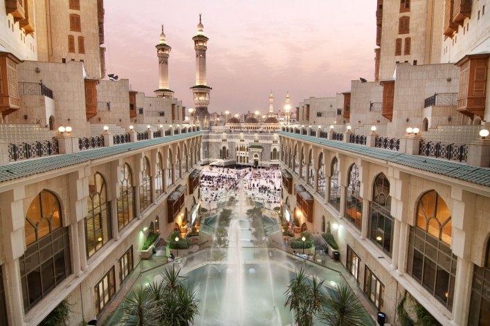 فنادق في مكة قرب الحرم