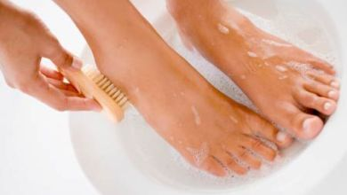 Photo of كيف تحافظين على نظافة قدميك؟