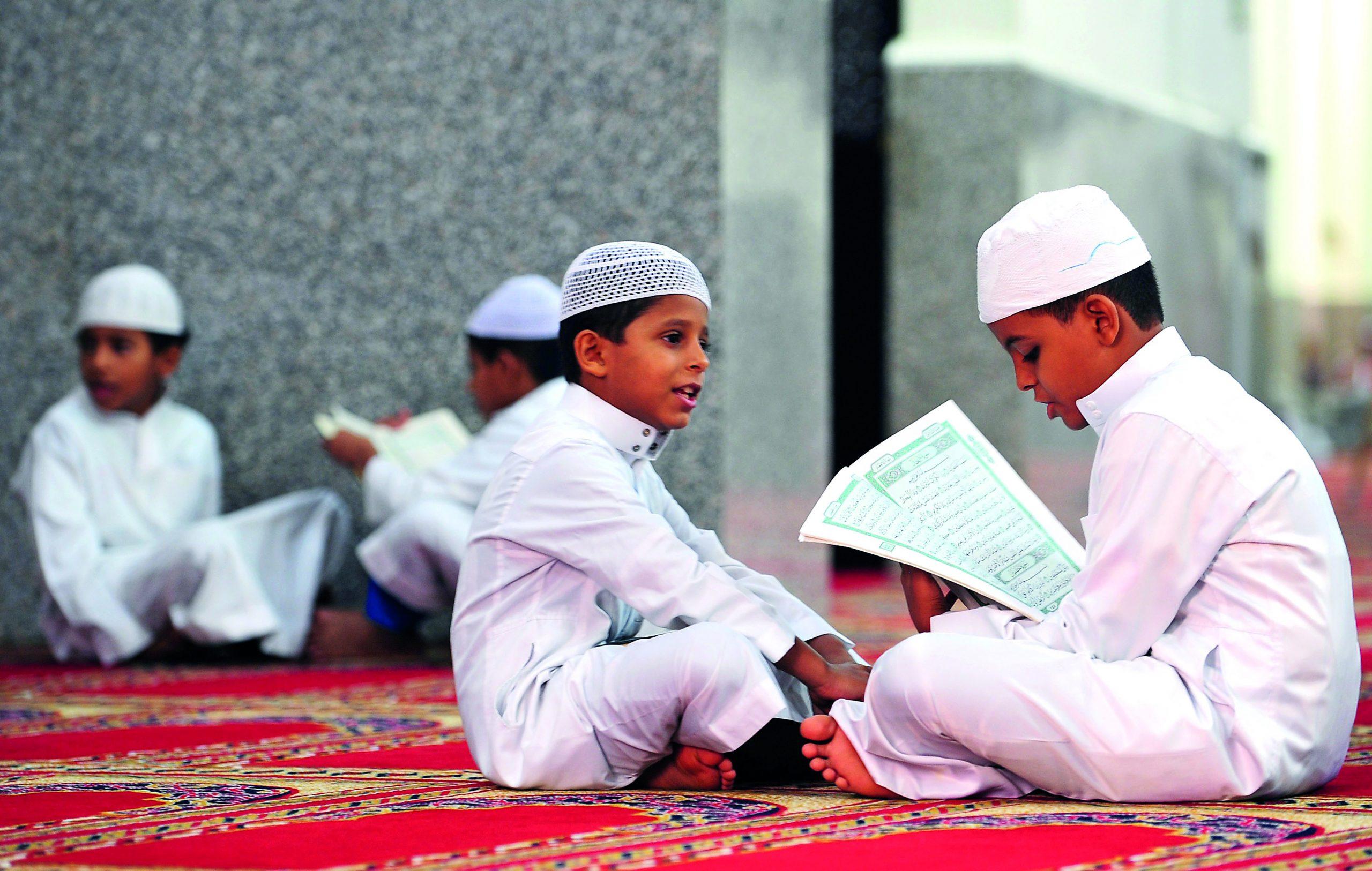 تحفيظ القرآن الكريم للاطفال