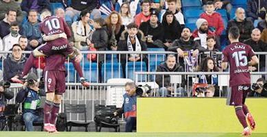 Photo of بطولة إسبانيا: سلتا فيغو يفرمل ريال مدريد ويحرمه من إعادة الفارق إلى 3 نقاط مع برشلونة