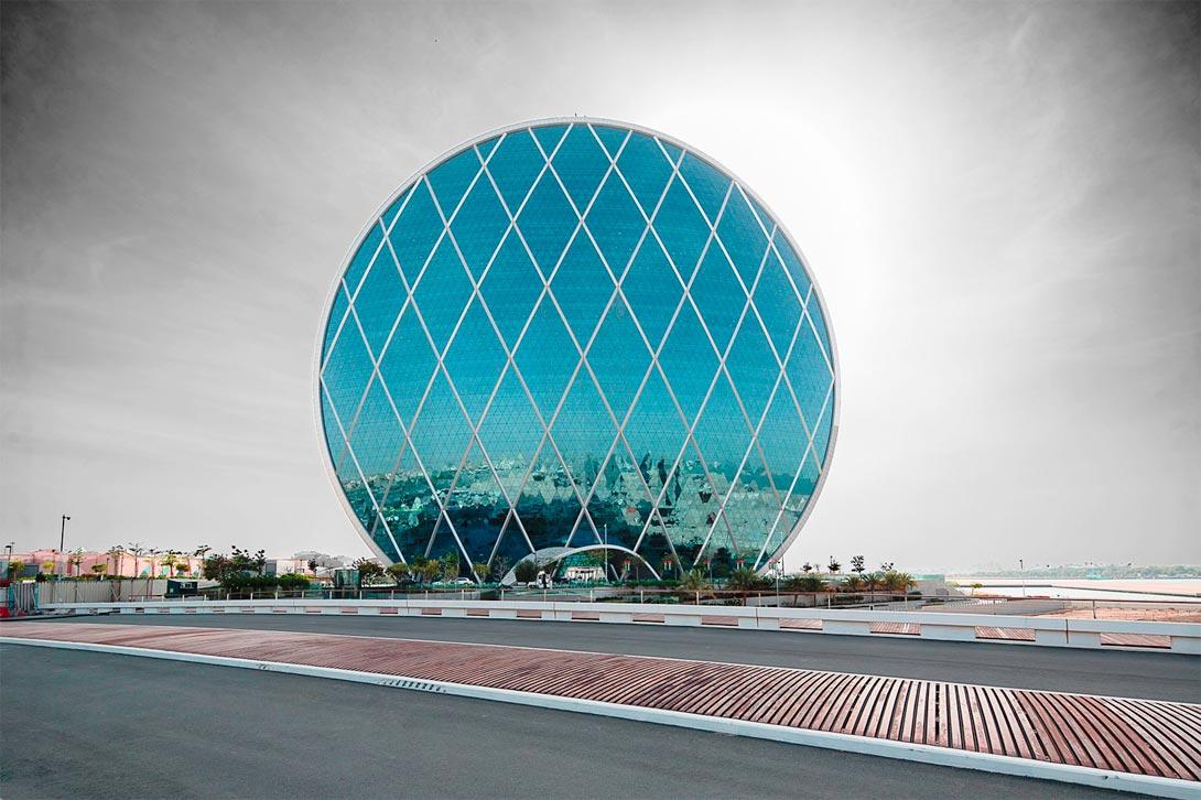 أفخم مباني في الامارات