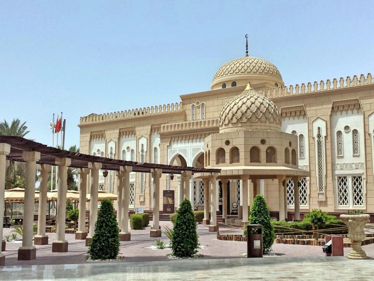 أماكن للسياحة في دبي