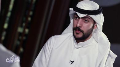 Photo of بالفيديو: فنان كويتي يستعرض كمامته الموقعة من علامة فاخرة وهذا سعرها