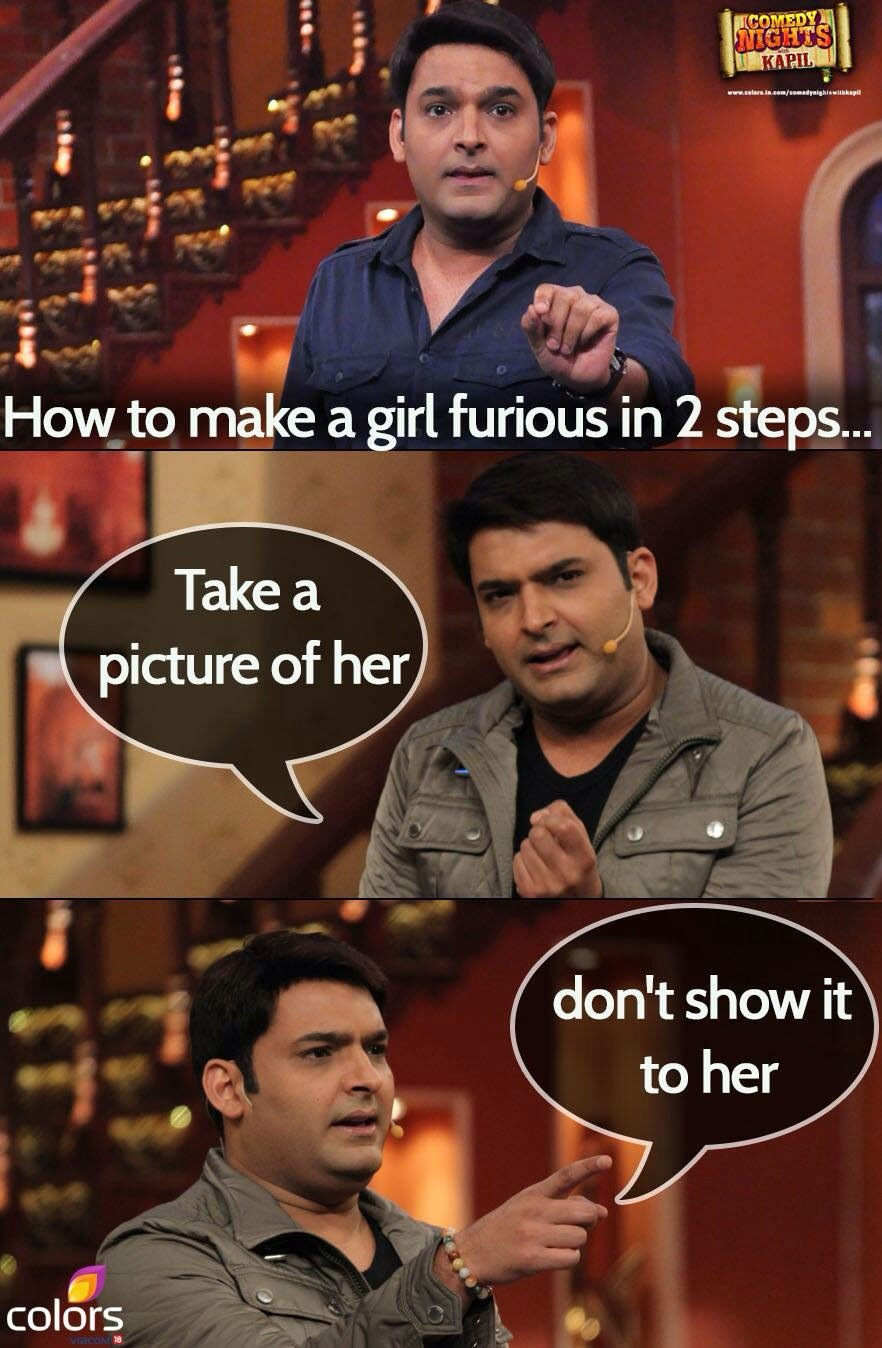 21 Hilarious Comedy Nights With Kapil Meme and Trolls.. Kapil Gutthi palak manju dadi ke funny jokes..