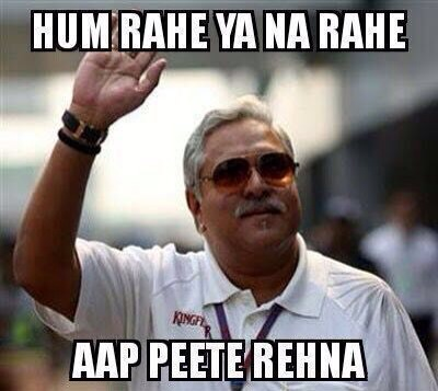 8 Latest funniest meme and Jokes on Vijay Mallya