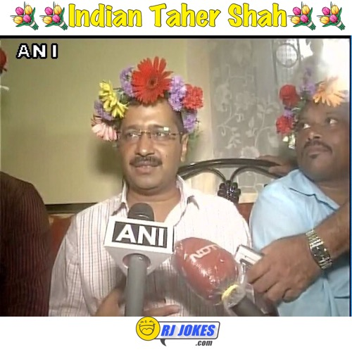 The New Entertainment Character in India - Arvind Kejriwal