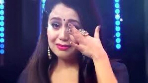 8 Funny Indian Idol Jokes (about too much crying) neha kakkar