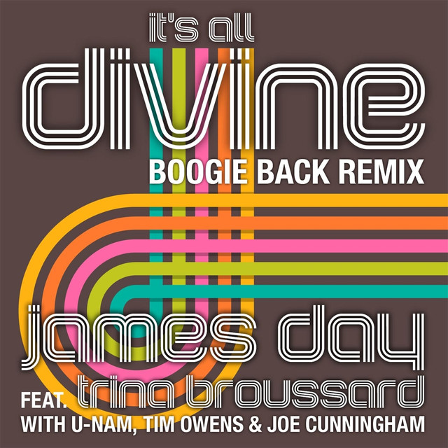 JAMES DAY – IT'S ALL DIVINE (BOOGIE BACK REMIX)