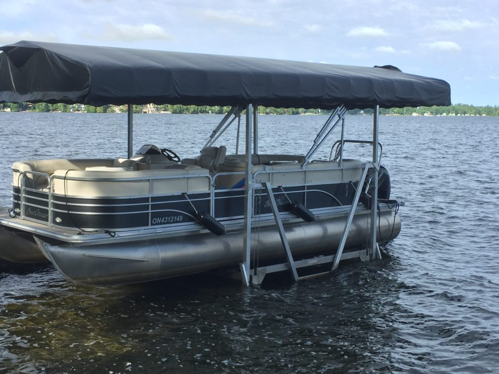 hight resolution of pontoon boat lifts