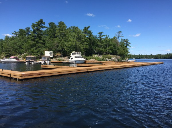 Dock Systems Lakes - Year of Clean Water