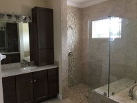 Custom Master Bath with Walk