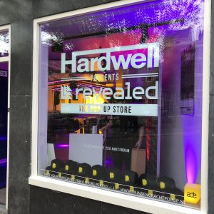 Revealed Hardwell Pop-up Store 2018-4