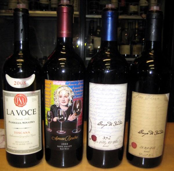 John Schwartz wines