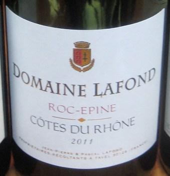 Lafond Côtes du Rhône