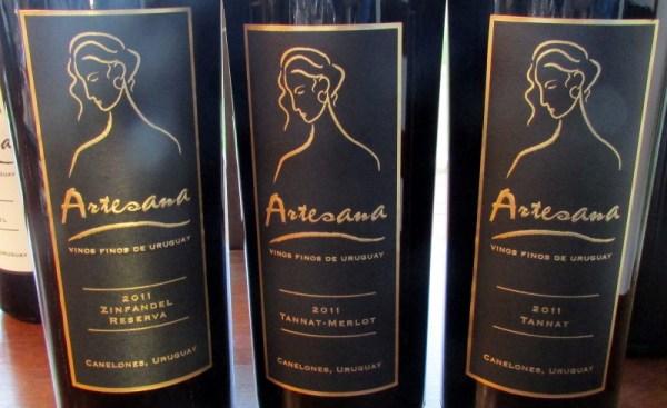 Artesana wines
