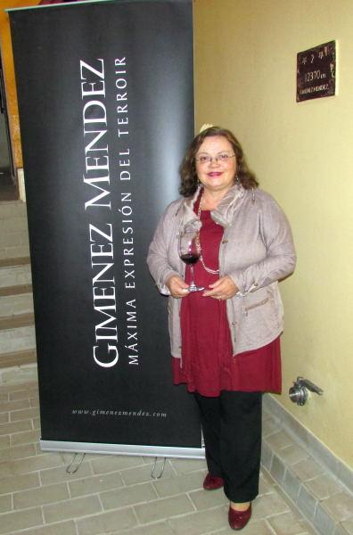 Marta Méndez of Giménez  Méndez