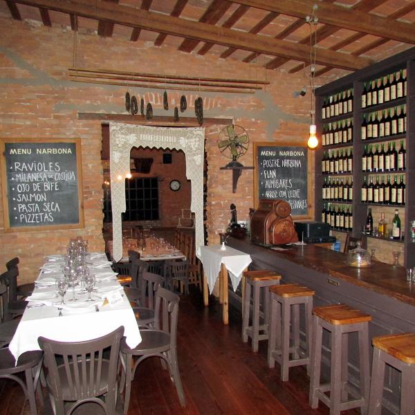 Finca Narbona restaurant