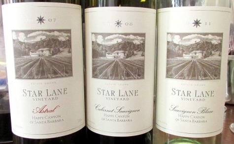 Star Lane bottlings