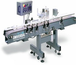 R-320 labeling system