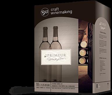 EN PRIMEUR WINERY SERIES  RJS Craft Winemaking