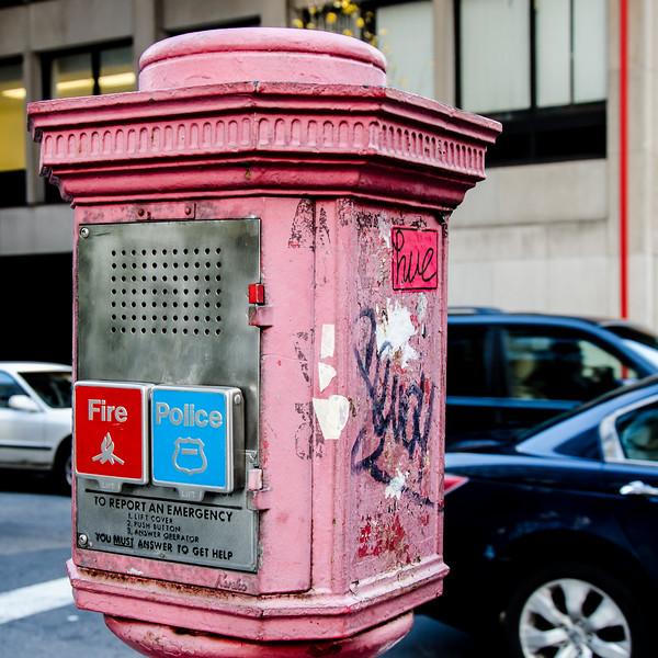 call box