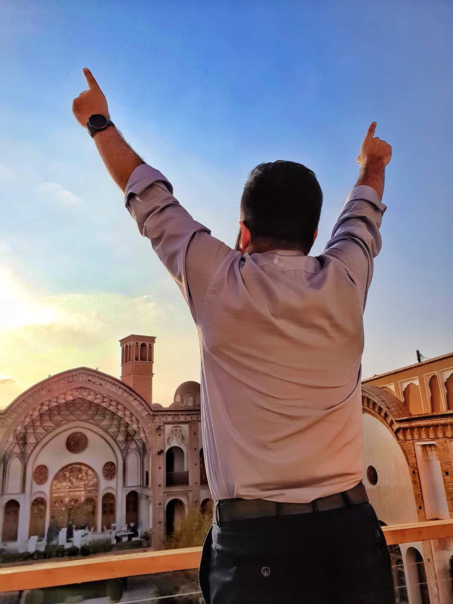 TOUR IN IRAN