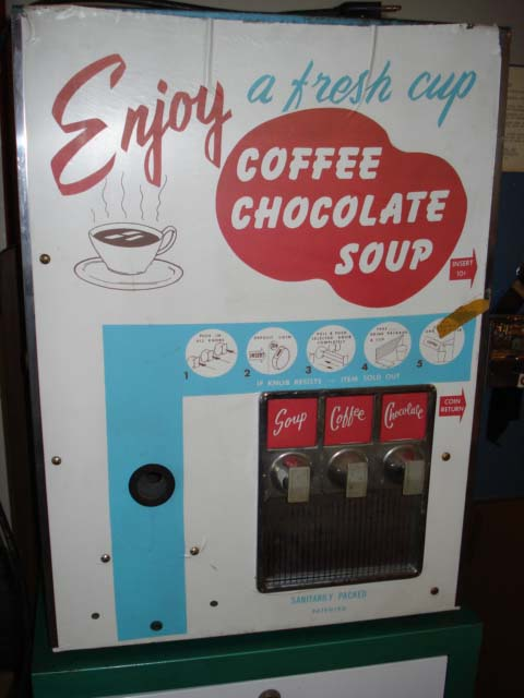 Soup Machine