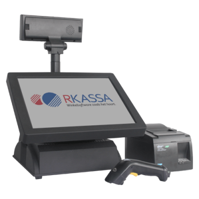 rkassa kassa software leverancier