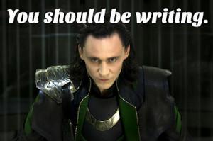 shouldbewriting5