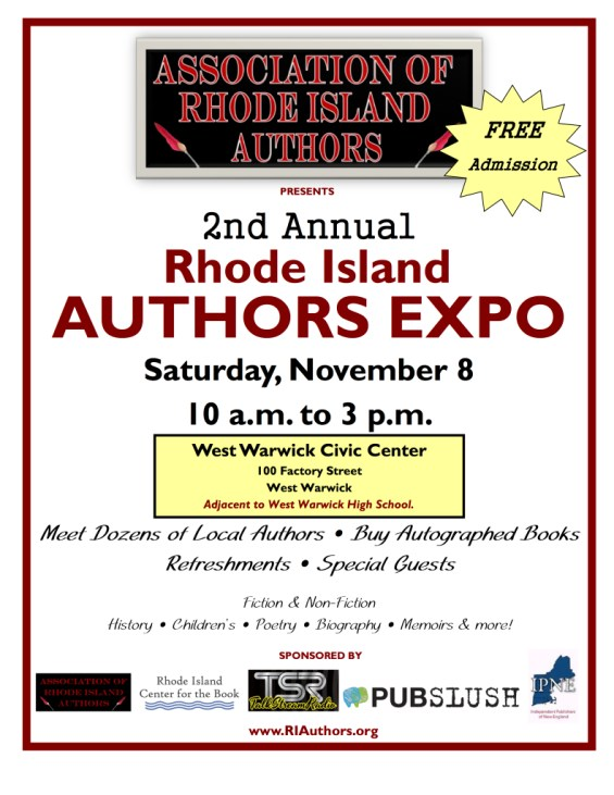 Authors Expo Flyer 2014