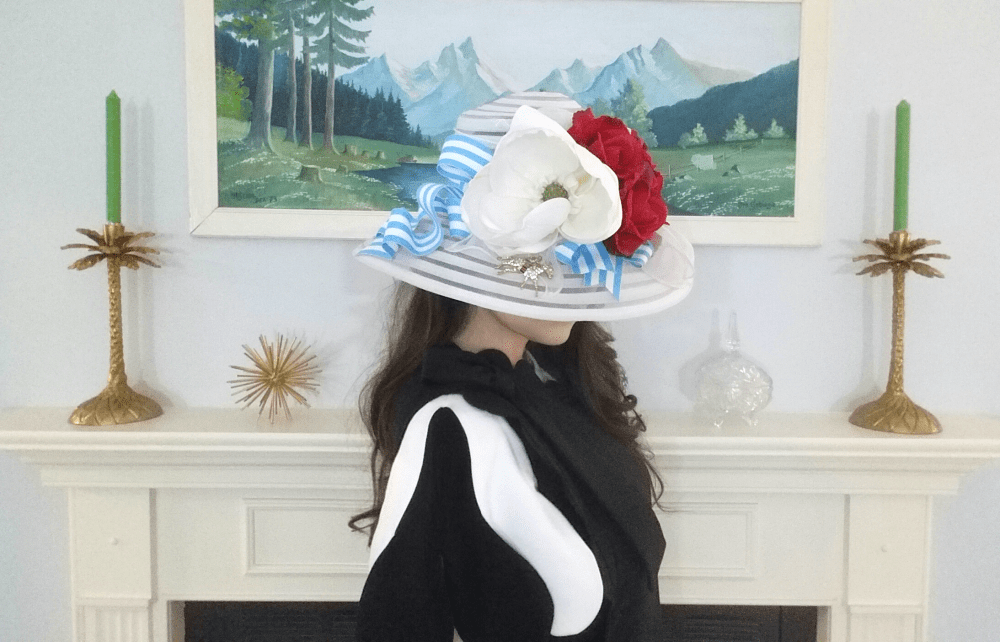 DIY Derby Hat