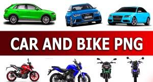 New Car And Bike Png Download, Car Bike Png Zip