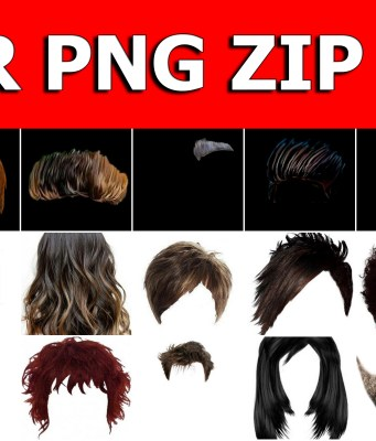 All Cb Edits Hair Png Download, 2018 Hair Png Zip File