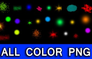 All Color Png Download, Png Color Effect Download, Light Color Png