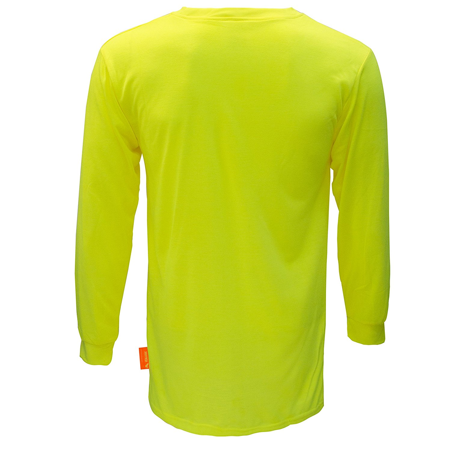 Long Sleeve High-Visibility Force Color Enhanced Safety Shirt - RK Industries Group. Inc.