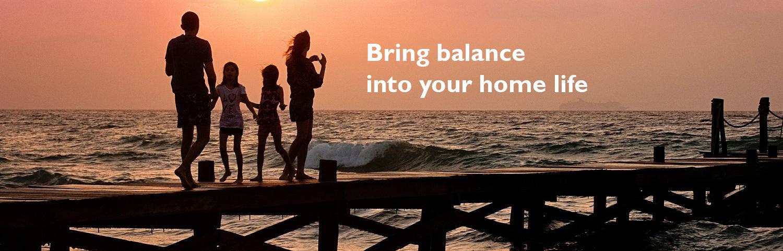 Bring balance into your home life. rklifecoach.com