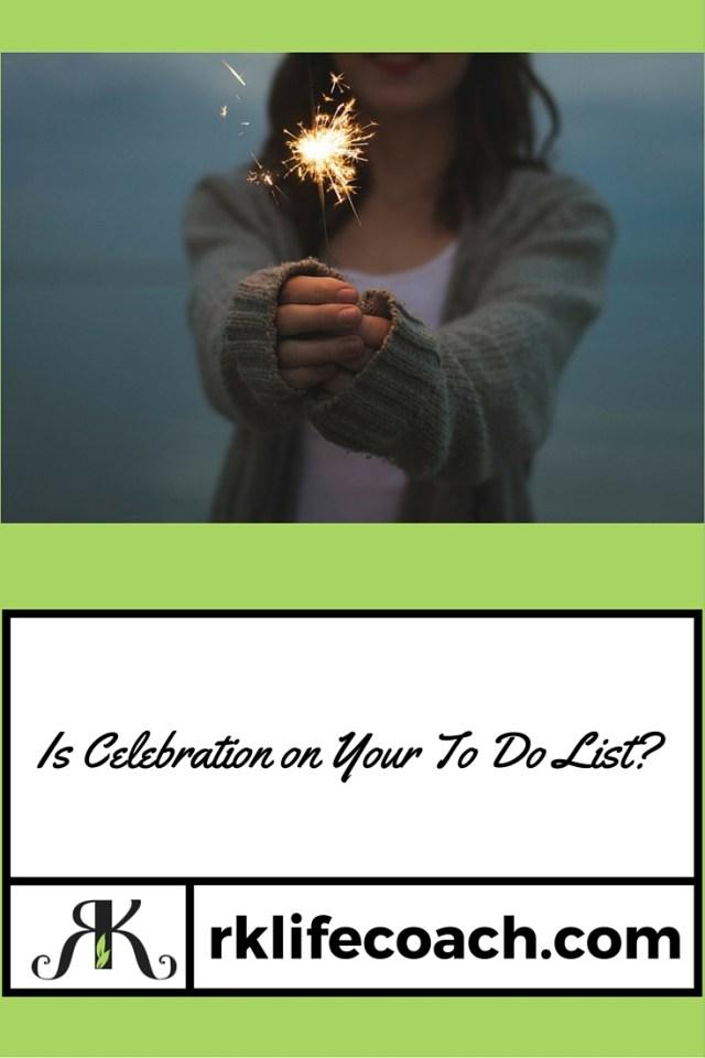 celebrate your goals