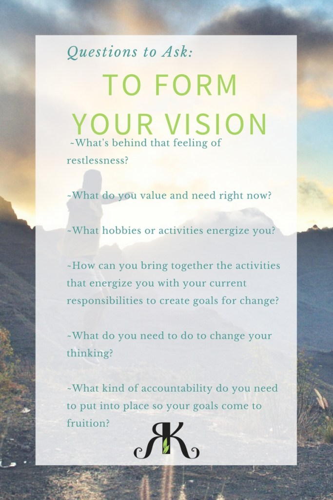 Questions to Ask to Form a Vision