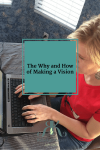 making your vision