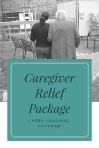 caregiver relief